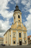 Church of St John of Nepomuk Royalty Free Stock Image