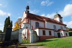 Jetrichovice, Czech republic Royalty Free Stock Photo