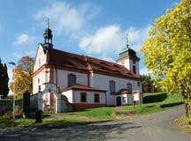 Jetrichovice, Czech republic Royalty Free Stock Photography