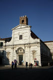 Church of St. John and Santa Reparata in Lucca Stock Photo
