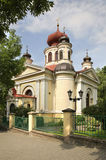 Church of St. John Theologian in Chelm. Poland Stock Images