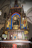 Church of St Josef in Krakow Poland Royalty Free Stock Photo