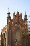 Church of St. Joseph in Gdansk. Poland Stock Photos