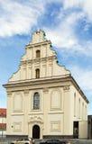 Church of St. Joseph, Minsk, Belarus Stock Image