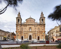 Church of St. Joseph in Msida ( Imsida ). Malta island Stock Photography