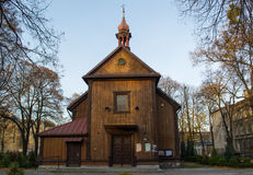Church of St. Joseph - Poland, Lodz Stock Photography