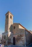 Church of St. Juvenal,Orvieto Italy Stock Photography