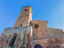 Church of St. Juvenal,Orvieto Italy Royalty Free Stock Photo