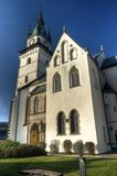 Church of St. Katerina, Kremnica, Slovakia Royalty Free Stock Image