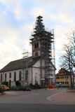 Church St. Katharina Baden-Baden Sandweier Royalty Free Stock Images