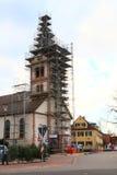 Church St. Katharina Baden-Baden Sandweier Stock Photos