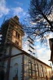 Church St. Katharina Baden-Baden Sandweier Royalty Free Stock Photography
