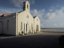 Church of St. Lawrence Barbados Stock Photos
