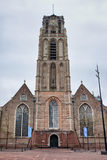 Church of St Lawrence in Rotterdam Royalty Free Stock Photos