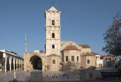 The Church of St. Lazarus. Larnaca, Cyprus Royalty Free Stock Image