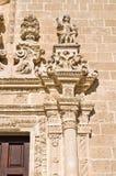 Church of St. Leonardo. Manduria. Puglia. Italy. Stock Photography