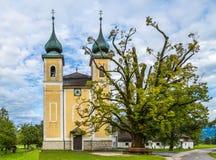Church St. Lorenz Stock Images