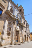 Church of St. Lorenzo. San Severo. Puglia. Italy. Royalty Free Stock Image