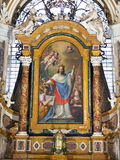 The Church of St. Louis of the French, Rome, Italy Royalty Free Stock Image