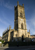 Church of st Luke in Liverpool England Royalty Free Stock Photo
