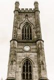 Church of St Luke - tower B. ENGLAND, LIVERPOOL - 15 NOV 2015: Church of St Luke - tower B Stock Images
