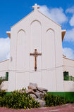 Church in St. Maarten Royalty Free Stock Images