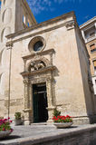 Church of St. Marco. Lecce. Puglia. Italy. Stock Photos