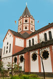 Church St. Margareta in Gerresheim district, Dusseldorf Stock Photos