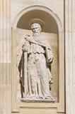 Church of St. Maria della Grazia. Lecce. Puglia. Italy. Royalty Free Stock Photography