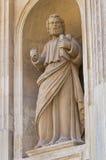 Church of St. Maria della Grazia. Lecce. Puglia. Italy. Royalty Free Stock Images