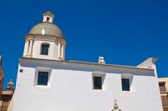 Church of St. Maria della Pieta. San Severo. Puglia. Italy. Royalty Free Stock Photography