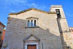 Church of St. Maria della Scala. Venosa. Basilicata. Italy. Royalty Free Stock Photos