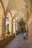 Church of St. Maria delle Grazie. Manduria. Puglia. Italy. Church of St. Maria delle Grazie of Manduria. Puglia. Italy Royalty Free Stock Image