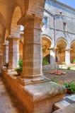 Church of St. Maria delle Grazie. Manduria. Puglia. Italy. Church of St. Maria delle Grazie of Manduria. Puglia. Italy Stock Photography
