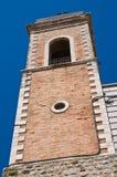 Church of St. Maria delle Grazie. Sant'Agata di Puglia. Italy. Stock Image