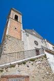 Church of St. Maria delle Grazie. Sant'Agata di Puglia. Italy. Royalty Free Stock Image
