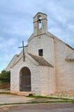 Church of St. Maria di Barsento. Noci. Puglia. Italy. Stock Images