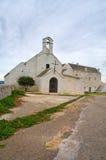Church of St. Maria di Barsento. Noci. Puglia. Italy. Stock Photography