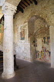 Church of St. Maria Impensole. Narni. Umbria. Italy. Royalty Free Stock Images
