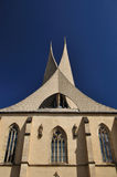 Church of St. Maria, Hieronymus and patrons of Sla Royalty Free Stock Photos
