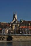 Church of St. Maria, Hieronymus and Slavics Royalty Free Stock Images
