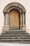 Church of St. Maria la Nova. Melfi. Basilicata. Italy. Royalty Free Stock Photography