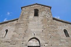 Church of St. Maria Nuova. Viterbo. Lazio. Italy. Stock Photos
