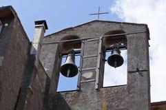 Church of St. Maria Nuova. Viterbo. Lazio. Italy. Stock Image