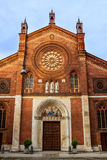 Church of St. Mark Italy Milan Royalty Free Stock Images