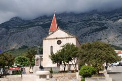 Church of St. Mark, Makarska Stock Images