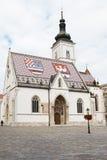 Church of St. Marko Royalty Free Stock Photos