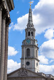 Church of St Martin's-in-the-Field. London Stock Images