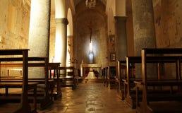 Church of St. Martino Tarquinia Royalty Free Stock Photo