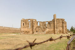 Church of St Mary of the Carmelites, Famagusta, Cyprus Stock Image